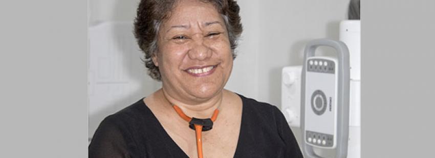 Dr 'Ana 'Akau'ola. Photo: ADB (Source: Matangi Tonga Online)
